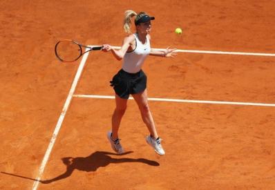 Свитолина снова выиграла престижный турнир в Риме