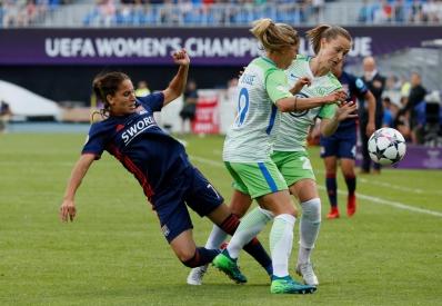 «Лион» выиграл финал женской Лиги чемпионов