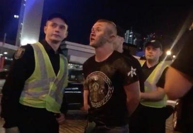 В центре Киева избили болельщиков «Ливерпуля»