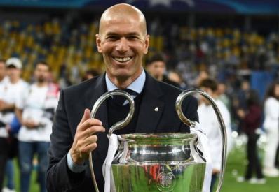 Зидан покинул «Реал» после трех подряд побед в Лиге чемпионов