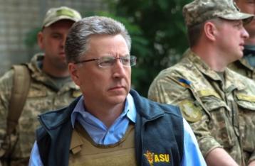 Волкер: Украинская армия тоже стреляет на Донбассе, это нормально