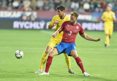 Сборная Украины начала выступление в Лиге наций с победы над Чехией