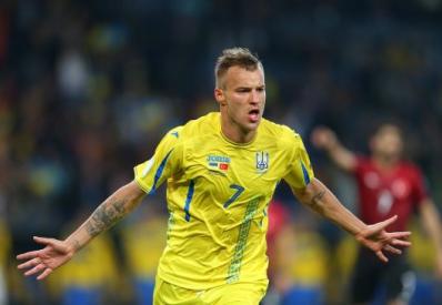 Украина обыграла Словакию в Лиге Наций