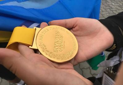 Украинцы завершают Игры непокоренных с 20 медалями