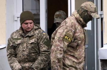 В РФ рассказали об условиях содержания пленных украинских моряков