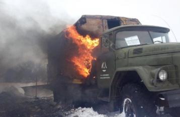 На Донбассе обстреляли авто коммунальщиков, ранены три человека