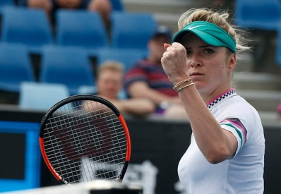 Свитолина снова вышла в четвертьфинал Australian Open