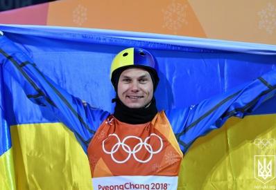 Украинец Абраменко выиграл «серебро» чемпионата мира по фристайлу