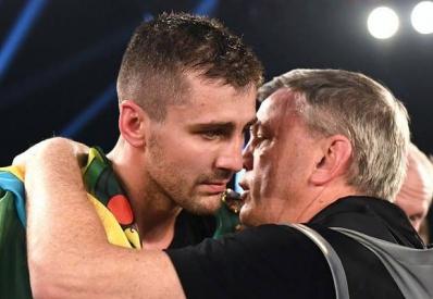 Гвоздик защитил титул чемпиона мира по боксу