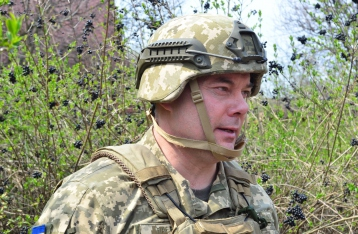 За год проведения ООС Украина вернула 24 квадратных километра территории