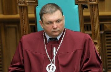СМИ: Главе КСУ выразили недоверие