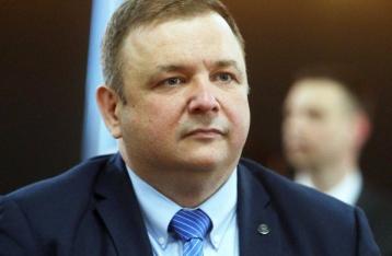 Шевчук уволен с должности главы КСУ