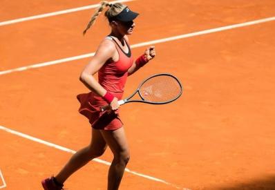 Украинка Даяна Ястремская выиграла турнир WTA в Страсбурге