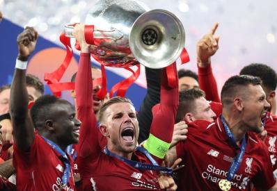 Ливерпуль - победитель Лиги чемпионов