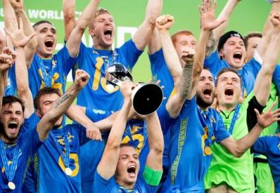 Cборная Украины U20 впервые в истории стала чемпионом мира по футболу