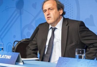 Экс-президента УЕФА Платини арестовали во Франции