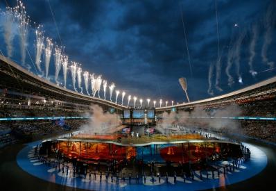 В Минске торжественно открылись II Европейские игры