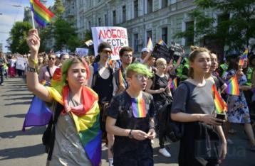 У Зеленского призвали полицию не допустить столкновений на Марше равенства
