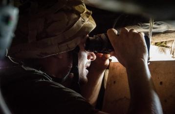 Боевики 39 раз обстреляли украинские позиции, ранены 7 военных