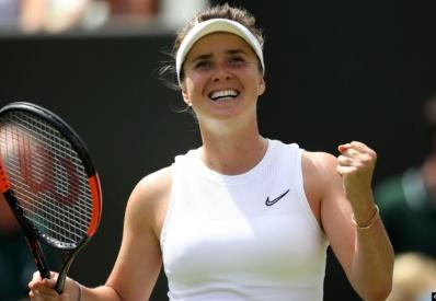 Свитолина сыграет в четвертьфинале Wimbledon
