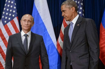 Путин обвинил Обаму в невыполнении договоренностей по Украине