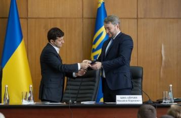 Назначен новый глава Киевской ОГА