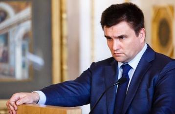 Рада снова провалила отставку Климкина
