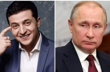 В Кремле заявили о разговоре Путина с Зеленским по телефону