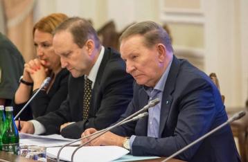 Контактная группа согласовала новое перемирие на Донбассе