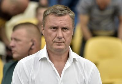 Хацкевича уволили с поста главного тренера «Динамо»