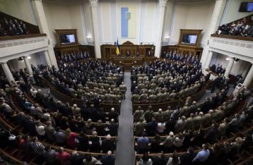 Рада приняла закон о передаче Антикорсуду дел только НАБУ и САП