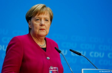 Меркель: Встреча «нормандской четверки» состоится в Париже