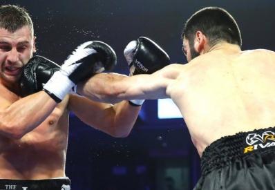 Гвоздик проиграл россиянину чемпионский пояс WBC