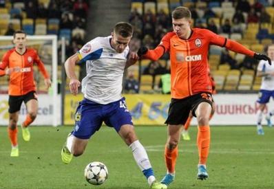 «Динамо» выбило «Шахтер» из Кубка Украины