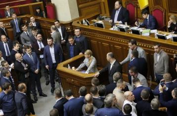 Тимошенко заявила о переходе «Батькивщины» в оппозицию