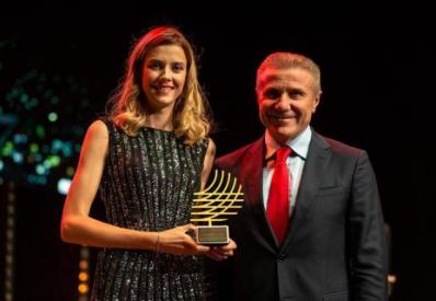 Лучшей молодой легкоатлеткой мира стала украинка Магучих