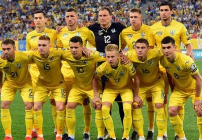 Сборная Украины узнала соперников на ЕВРО-2020