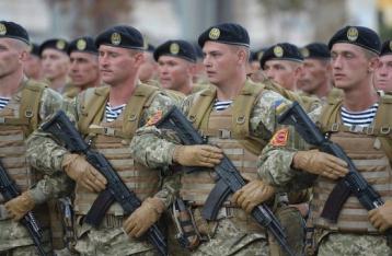 Сегодня Украина отмечает день Вооруженных сил