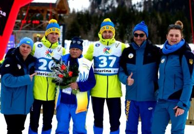 Сборная Украины заняла 3 место на Дефлимпийских играх-2019
