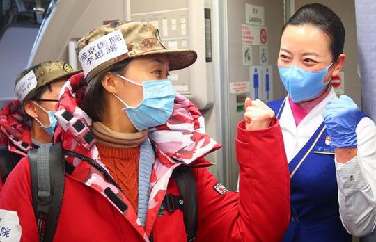 Самолет за украинцами вылетит в Китай сегодня ночью