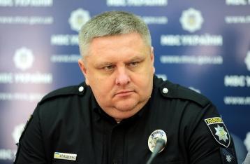 Начальник полиции Киева заболел коронавирусом