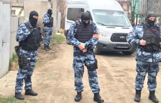ФСБ заявила о задержании в Крыму «украинских разведчиков»