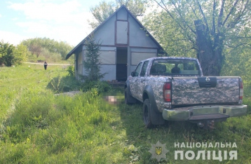 На месте стрельбы на Житомирщине нашли 5 единиц оружия