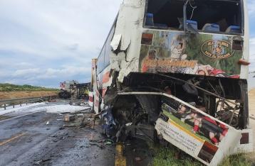 В Польше автобус с украинцами попал в ДТП, пострадали 16 человек
