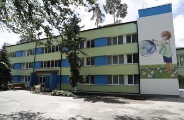 Киев возобновляет работу детских муниципальных санаториев