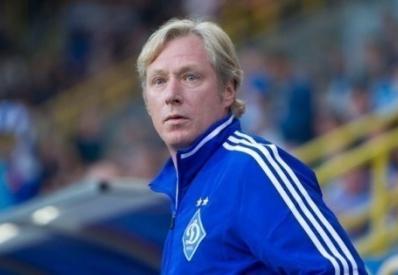 «Динамо» уволило Михайличенко