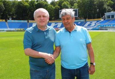 Луческу стал главным тренером киевского «Динамо»