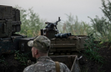 С начала суток боевики один раз нарушили перемирие