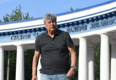 Луческу официально представили в качестве главного тренера «Динамо»