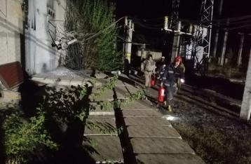 На Одесском НПЗ произошел взрыв